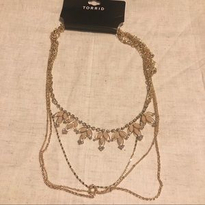 NWT torrid necklaces #326